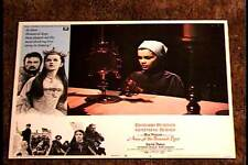 ANNE OF THE THOUSAND DAYS 1970 LOBBY CARD #4