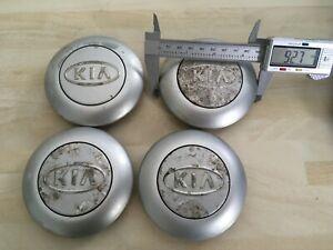 Set of 4  Kia Sorento  Sedona  93mm wheel  centre caps  529603E200  # JL261
