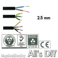 2.5 MM PVC Outdoor Hi Tuff Cable NYY-J 3 4 5 Core Outside Pond wire lighting