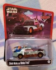 CARS STAR WARS - CHICK HICKS as BOBA FETT - Mattel Disney Pixar