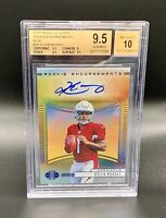 2019 Panini Illusions Kyler Murray Rookie Endorsements Auto /150 BGS 9.5 /10 ❤️