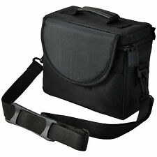 Black Camera Case Bag For Fuji FinePix S2980 S4240 SL1000 S4900 S8600