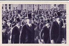 # MILANO- ESPOSIZIONE 1928- LA VISITA DEI DIPLOMATICI