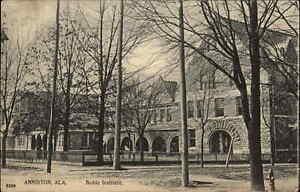 Anniston AL Noble Instiitute c1910 Postcard