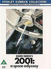 2001 - A Space Odyssey (DVD, 2001)