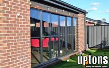 Sliding Door - Double Glazed - Aluminium - 2110h x 3610w