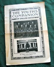 """""""THE YOUTH'S COMPANION"""" magazine Feb 2, 1911 siories, ads 16 pages for youth"""