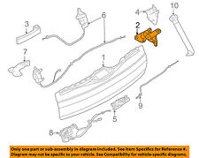 BMW OEM 14-16 X5 Tail Gate Tailgate Hatch-Hinge 41007378126