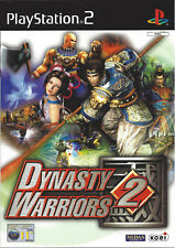 DYNASTY WARRIORS 2 for Playstation 2 PS2 - PAL