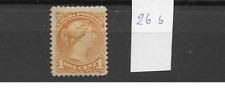 1870 MH Canada Mi 26