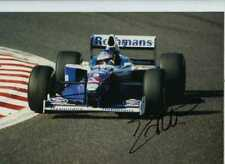 Jacques Villeneuve Williams FW19 F1 World Champion 1997 Signed Photograph 1