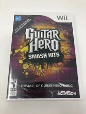 Guitar Hero: Smash Hits (Nintendo Wii, 2009) - Brand New & Sealed Game