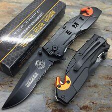 Tac Force Emergency Rescue EMT EMS Handy Pocket Hunting Outdoor Knife