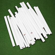 50 Packs 0.7mm HB Nachfüllbar Druckbleistifte Extra Bleistiftminen Radiergummi