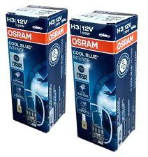 H3 OSRAM cool blue intense 4200k pk22s cartón 2 unidades, 64151cbi