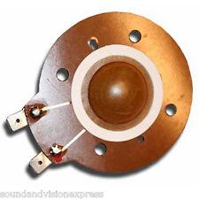 PEAVEY ORIGINALE 4 FORI CORNO diaframma PRO 15 o 12 Altoparlante 14540412 pro12 pro15