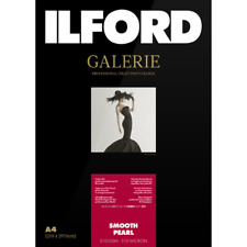 Ilford Galerie Smooth Pearl 310gsm A4 25+5 (30) sheet bonus pack