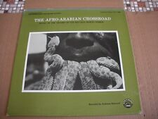 The Afro-Arabian Crossroad - Music Of The Tihama On The Red Sea - Vinyl LP
