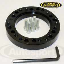 Steering Wheel Spacer Hub Adapter Kit Black MOMO to NARDI PERSONAL
