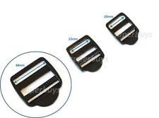 38mm Plastic Ladder Lock - For Webbing Strap Buckle Clip Bag Backpack Fastener