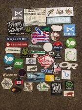 48 Outdoor Stickers Kavu Eno Redington TYR Primus Body Glove Evolv Loki Chaos