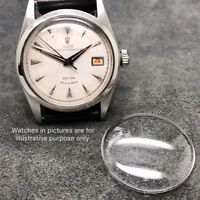 High Definition Dome Crystal for Tudor Small rose 7914 Prince Oysterdate 34