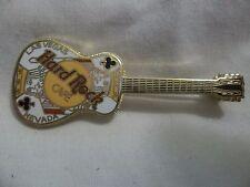 Hard Rock Cafe LAS VEGAS Nevada King of Clubs GUITAR PIN