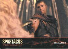 Spartacus Vengeance Episode Synopsis Base Card E24