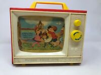 Vintage 1966 Fisher Price Television  *FREE SHIPPING*