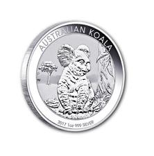 Koala 2017 1 OZ Silber Silver Argent Australien Australia Australie B-Ware
