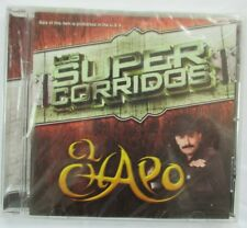 EL CHAPO - LOS SUPER CORRIDOS IMPORT CD - BRAND NEW & FACTORY SEALED