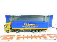BT410-0,5# Herpa H0/1:87 Sattelzug/LKW Mercedes/MB Schuon Spedition, NEUW+OVP