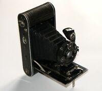 Zeiss Ikon Cocarette camera 6x9 cm Carl Zeiss Tessar 4,9/9 cm Compur Shutter
