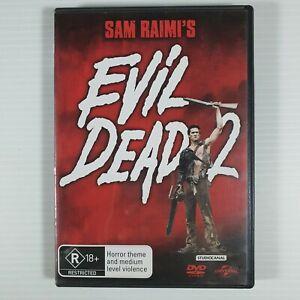 Evil Dead 2 - DVD (Regions 2 & 4 PAL)