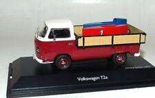 Schuco 1/43 Volkswagen Combi T2a avec 2 caisses À Savon 450333800