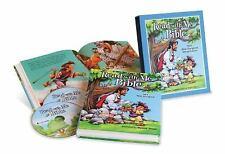 Read with Me Bible Deluxe Edition NIrV Includes the complete book on Audio CDs!