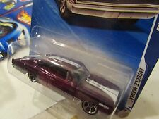 Hot Wheels Muscle Mania '67 Dodge Charger Burgandy