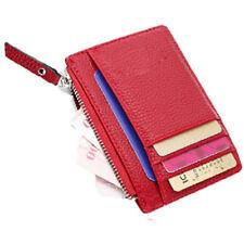 Wallet Slim Money Credit Card Holder ID Business Men/Women leather Purse Handbag