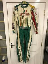 Tony Kart Suit Sparco Race Suit Karting Adult Size 48
