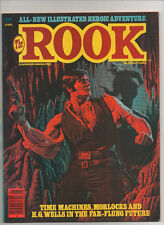 The Rook #3 - Painted Cover By Bob Larkin - (Grade 8.0) 1980