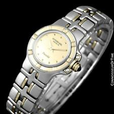 RAYMOND WEIL PARSIFAL Two-Tone Bracelet Watch, Ref. 9690 - SS & Solid 18K Gold