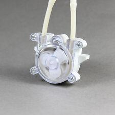 2pcs 6V DC Dosing Pump Peristaltic Head For Aquarium Lab Analytical Water