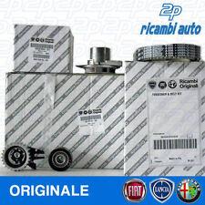 KIT DISTRIBUZIONE, POMPA ACQUA ORIGINALE FIAT BRAVO II 1.9 MULTIJET 66 KW 90 CV