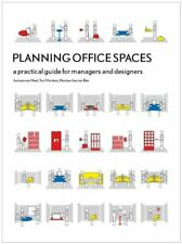 Planning Office Spaces, Meel, Martens, Van-Ree, Jan 9781856696982 New..