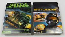 Battlezone & Battlezone II: Combat Commander Big Box PC CD-ROM Spiele