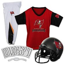 YOUTH MEDIUM Tampa Bay Buccaneers NFL UNIFORM Game Day Jersey Costume Age 7-9
