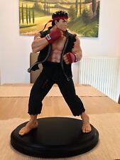 Pop Culture Shock Custom Evil Ryu Premium Statue Akuma Zangief