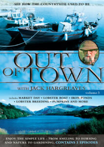 Out of Town - With Jack Hargreaves: Volume 3 DVD (2006) Jack Hargreaves cert E