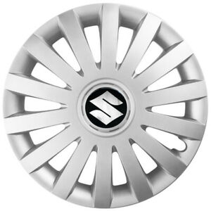 4x14'' Wheel trims fit Suzuki Alto Celerio Ignis  - 14'' brand new silver