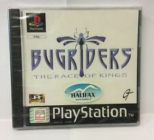 BUGRIDERS  the race of kings - playstation 1
